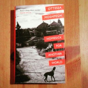 Ottessa Moshfegh Homesick for Another World