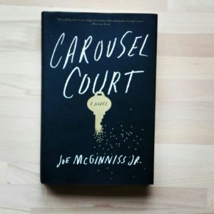joe mcginniss caroussel court schmiertiger rezension dominic schmiedl