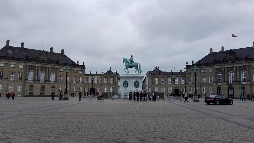 Kopennhagen Palast