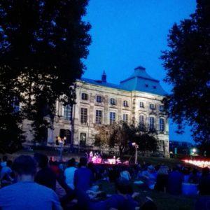 palaispoesie palaissommer dresden Palais Sommer