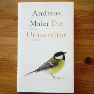 Andreas Meier Die Universität