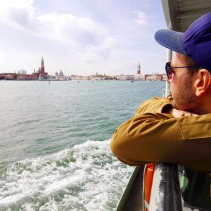 Venedig Vaporetto