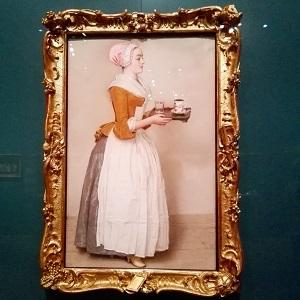 Das Schokoladenmädchen von Liotard
