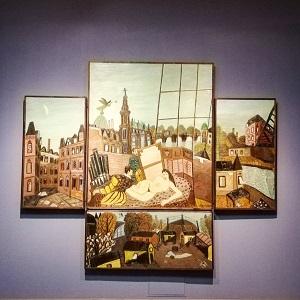 Ostdeutsche Malerei und Skulptur 1949–1990 im Albertinum