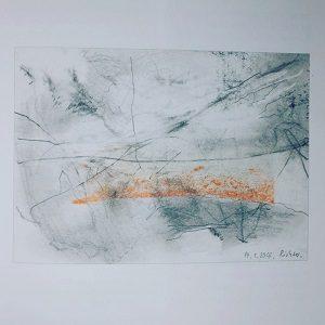 Gerhard Richter. Neue Zeichnungen 2017 - 2020 im Albertinum