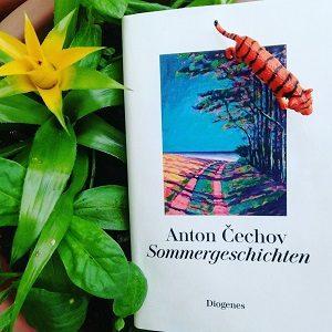 Sommergeschichten von Anton Čechov