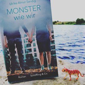 Monster wie wir von Ulrike Almut Sandig