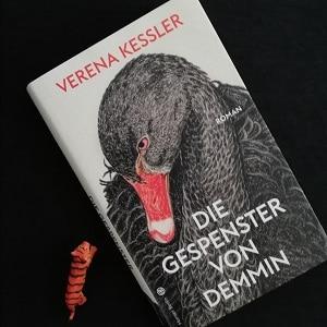 Die Gespenster von Demmin Verena Kessler Rezension