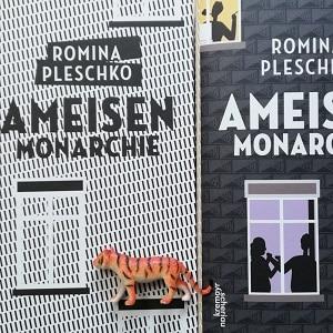 Ameisenmonarchie von Romina Pleschko Rezension