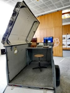 """Thomas Neumalers """"mobil home office"""""""